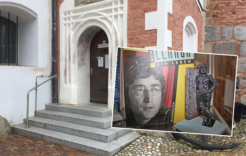 Die Beatles im Ueckermünder Haffmuseum