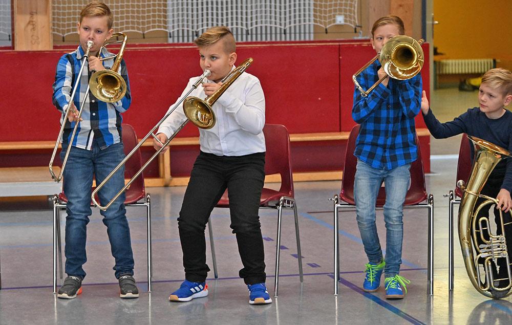 Noch freie Plätze in der Musikschule: Jetzt anmelden!