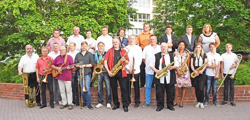 Ferdinandshof: Sommer-Open-Air der HaffBigBand gemeinsam mit Freunden