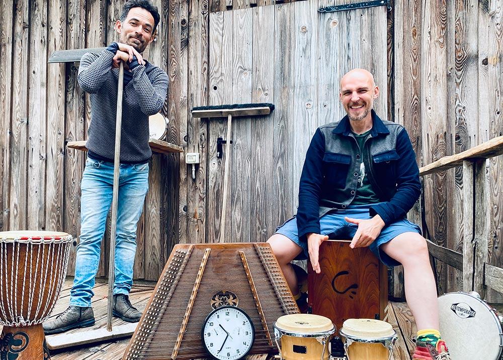"""""""Alles ist Rhythmus"""": Kids und Musiker laden am 3. Oktober zu finaler Show nach Ramin ein"""